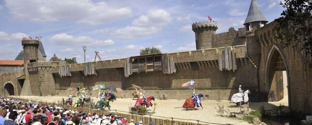 Your tickets and resort accommodation for Puys Du Fou Park - Natura Resort Pescalis, nearby La Rochelle & Poitier